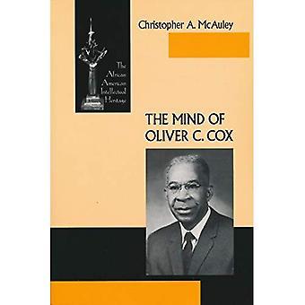 La mente di Oliver C. Cox (il patrimonio intellettuale afro-americano)