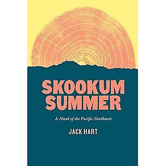 Skookum sommar: En roman i nordvästra