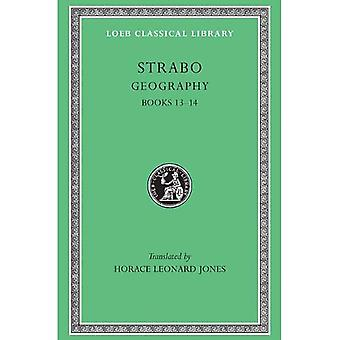 Geography: v. 6 (Loeb Classical Library)