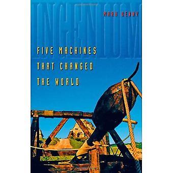 Ingenium: Fem maskinene som forandret verden