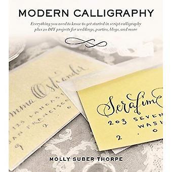 Moderna kalligrafi