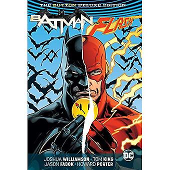 Batman/The Flash: Knappen Deluxe Edition