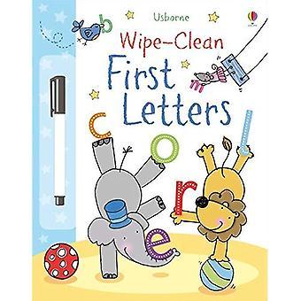 Ersten Buchstaben
