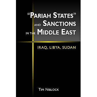 Les États paria et Sanctions in the Middle East : Irak, Libye, Soudan