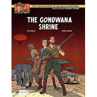 Blake & Mortimer Vol.11: The Gondwana Shrine