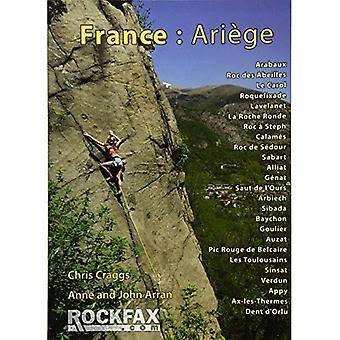France: Ariege: Rockfax Rock Climbing Guidebook (Rockfax Climbing Guide)