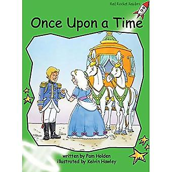 Once Upon a Time: Level 4: Early (Red Rocket Readers: Fiction Set A)