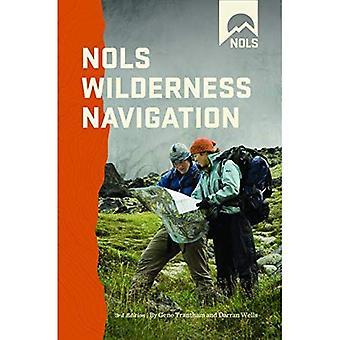 NOLS Wilderness navigering (NOLS bibliotek)