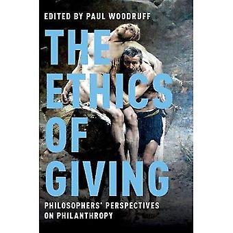 Antaa etiikka: filosofien näkökulmia hyväntekeväisyyttä