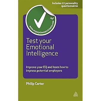 Testez votre Intelligence émotionnelle, améliorer votre EQ et apprendre comment Im