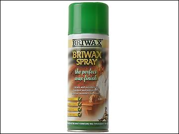 Briwax Spray Wax spuitbus 400ml