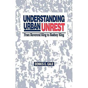 Informazioni sui disordini urbani dal reverendo King di Rodney King da Gale & Dennis E.