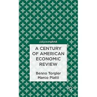 Ett sekel av American Economic Review insikter om kritiska faktorer i Journal publicering av Torgler & Benno