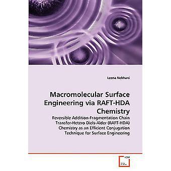 Macromolecular Surface Engineering via RAFTHDA Chemistry by Nebhani & Leena