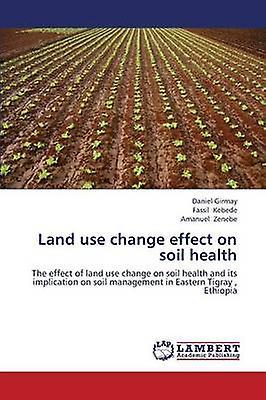 Land Use Change Effect on Soil Health by Girmay Daniel