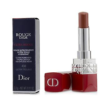Christian Dior Rouge Dior Ultra Rouge - # 436 Ultra Trouble - 3.2g/0.11oz