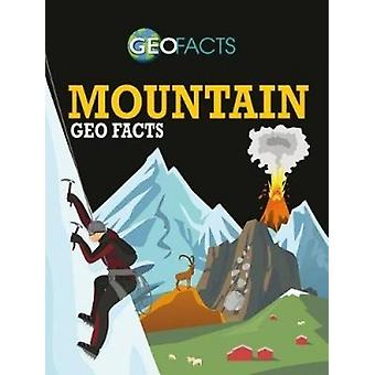 Mountain Geo Facts by Izzi Howell - 9780778744061 Book