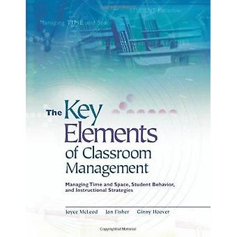The Key Elements of Classroom Management - Time and Space - Student Be