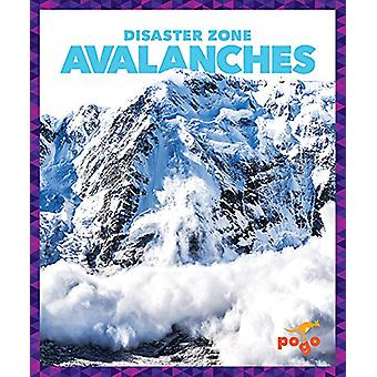 Avalanches by Vanessa Black - 9781620315637 Book