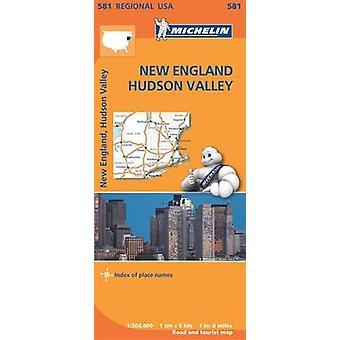 New England Hudson Valley - 9782067184541 Book