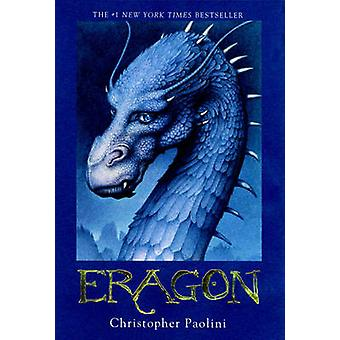 Eragon by Christopher Paolini - 9781417675524 Book