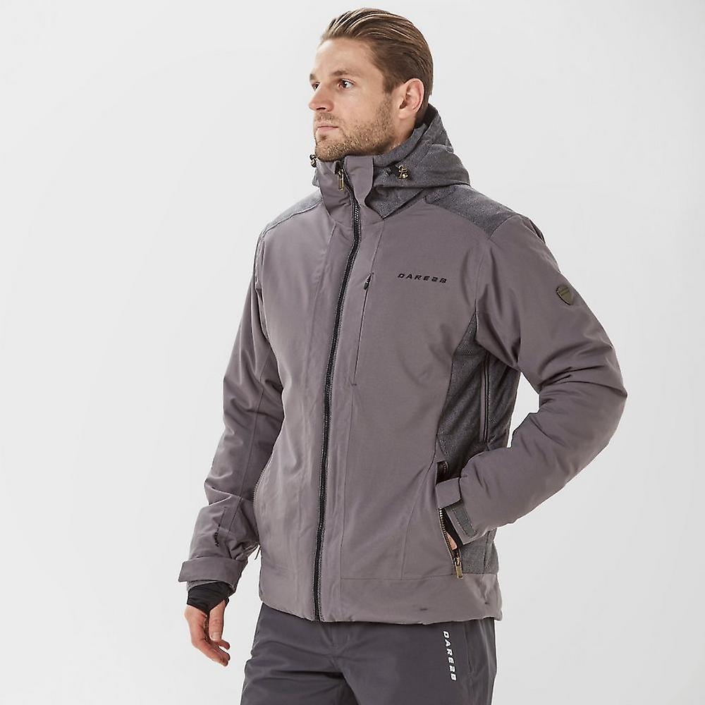 nouveau Dare 2B Hommes& 039;s Rendition imperméable Ski Snowboard veste Dark gris (en anglais)
