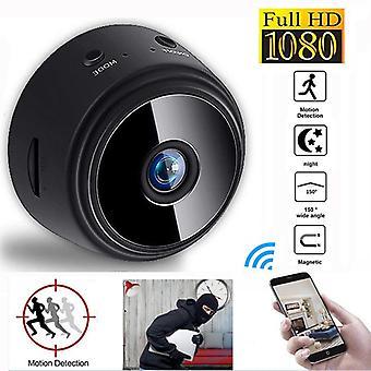 Mini cámara IP wifi inalámbrico hd 1080p cámara de seguridad del hogar con visión nocturna