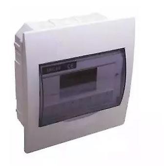 Mercatools Recessed Distribution Box 12 Modules (DIY , Electricity)