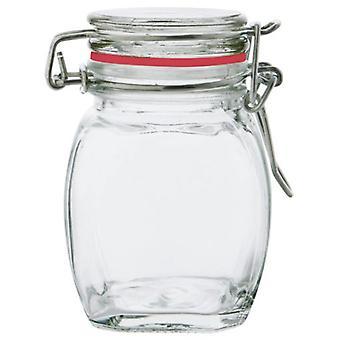 Quid Hermetic Mini Jar 10 Cl Aluminum Select (Kitchen , Kitchen Organization , Pots)