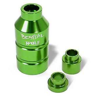 Bestial Wolf zielony aluminium Estribera (dzieci i niemowląt, zabawki, inne)