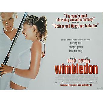 Wimbledon (Double Sided Regular) Original Cinema Poster