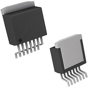 PMIC - DC/DC voltage regulator Linear Technology LT1374CR-5#PBF Converter, SEPIC D2PAK 7