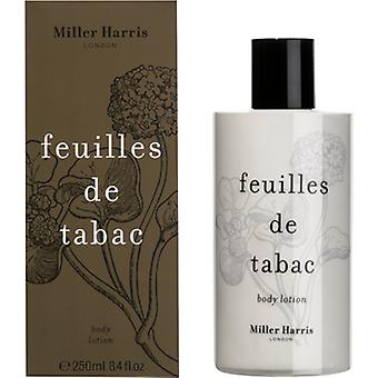 Miller Harris Feuilles De Tabac Body Lotion