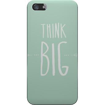 Creo que la tapa grande mate para el iPhone 5 c