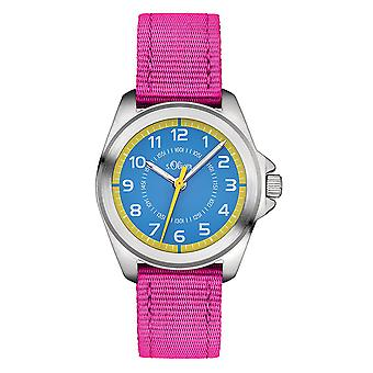 s.Oliver watch kids horloge kinderen SO-3227-LQ
