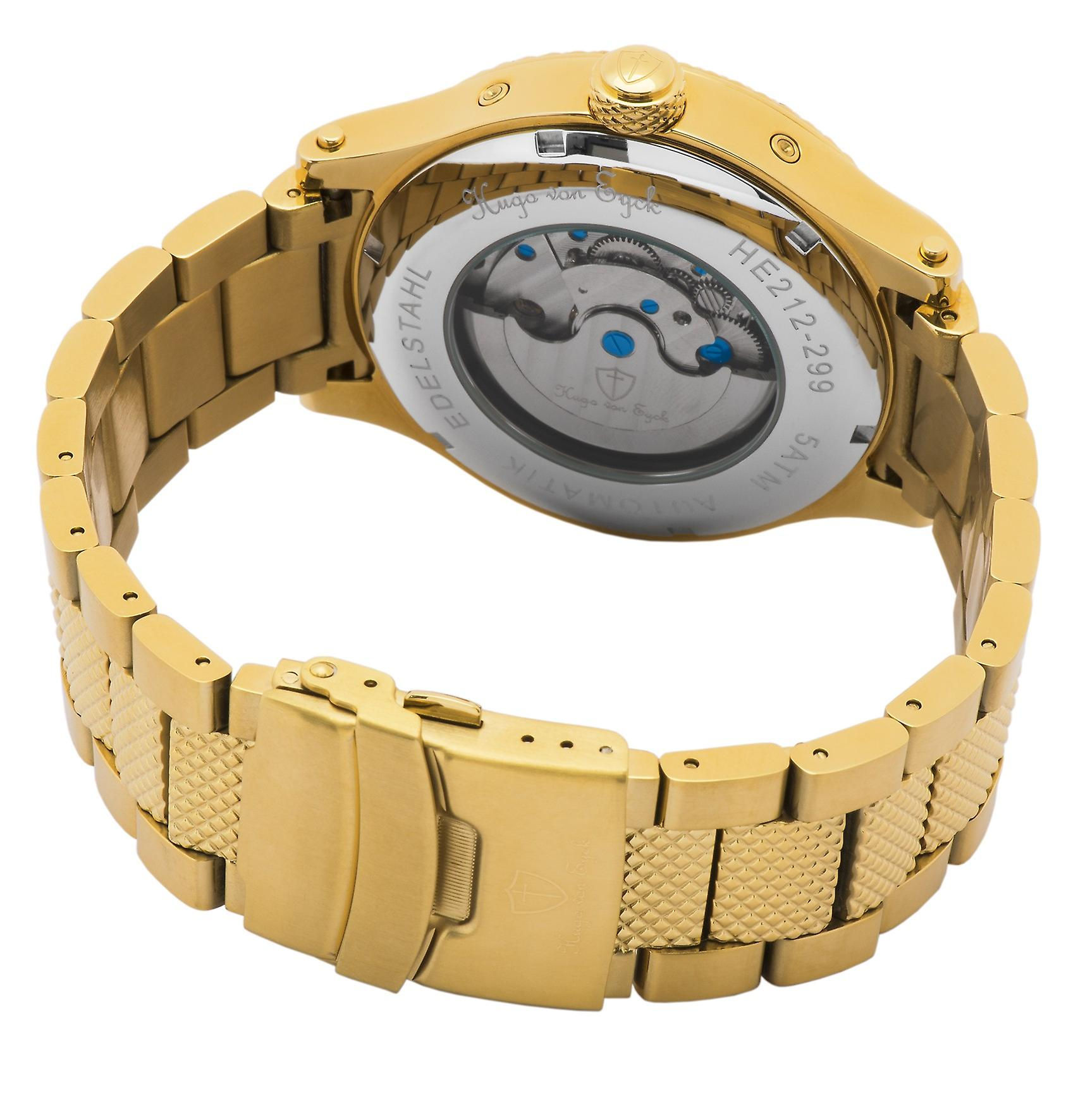 Hugo von Eyck gents automatic watch Antila, HE212-299