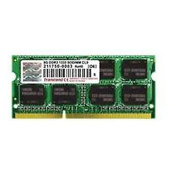 Transcend Portable 8Gb DDR3 1333 Mhz
