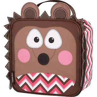 Thermos Forest Friends Hedgehog Food Packing Travel Insulated Kids Lunch Pack Kit