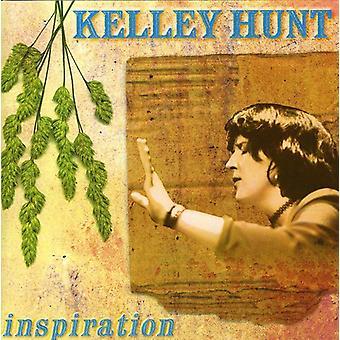 Kelley Hunt - Inspiration [CD] USA import