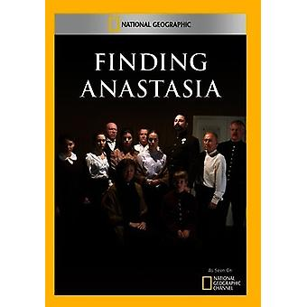 Finding Anastasia [DVD] USA import