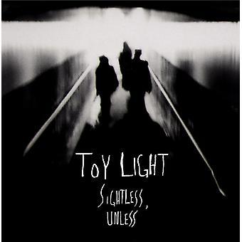 Toy lys - blind medmindre [Vinyl] USA importerer