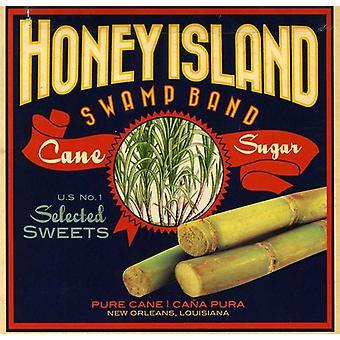 Honey Island sumpe Band - rørsukker [CD] USA import