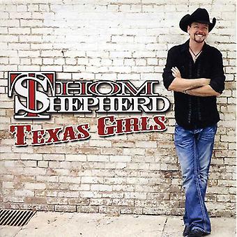 Thom Shepherd - Texas piger [CD] USA import
