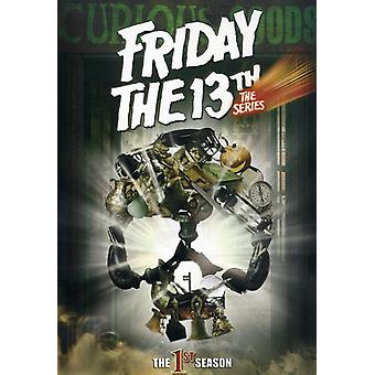 Friday the 13th-the Series - Friday the 13th-the Series: Season 1 [DVD] USA import