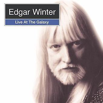 Edgar Winter - Live beim Galaxy [CD] USA import