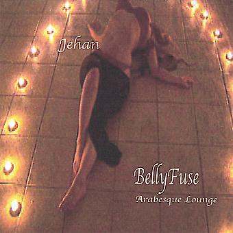 Jehan - Bellyfuse-Arabesque Lounge [CD] USA import