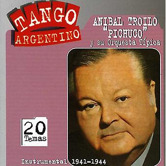 Anibal Troilo - Instrumental 1941-44 [CD] USA import