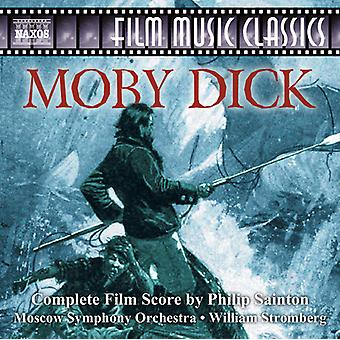 Sainton / Moskauer Symphonieorchester / Stromberg - Moby Dick [CD] USA import
