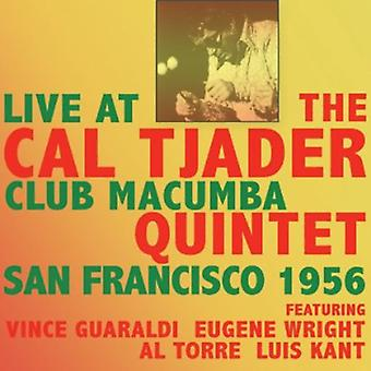 Cal Tjader - Live at the Clubmacumba San Francisco 1956 [CD] USA import