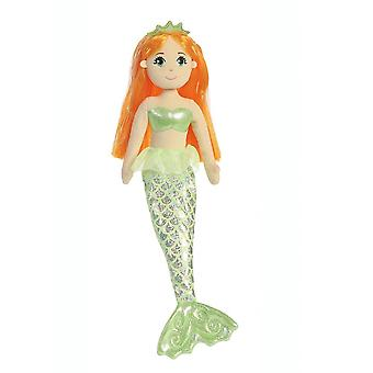 Aurora World Sea Shimmers Amber The Mermaid Plush Toy